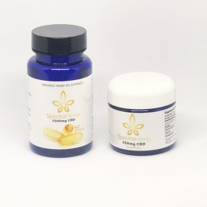 Full Spectrum CBD Softgel